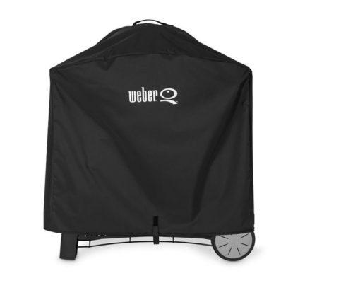 Чехол для грилей Weber Q 2000/3000 серии на тележке