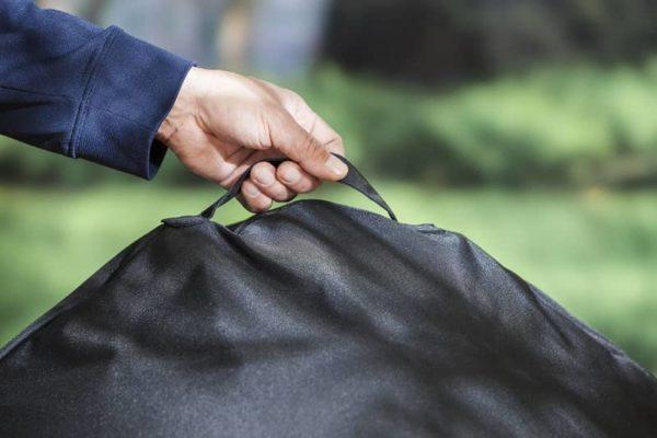 Чехол для угольных грилей Вебер 57 см