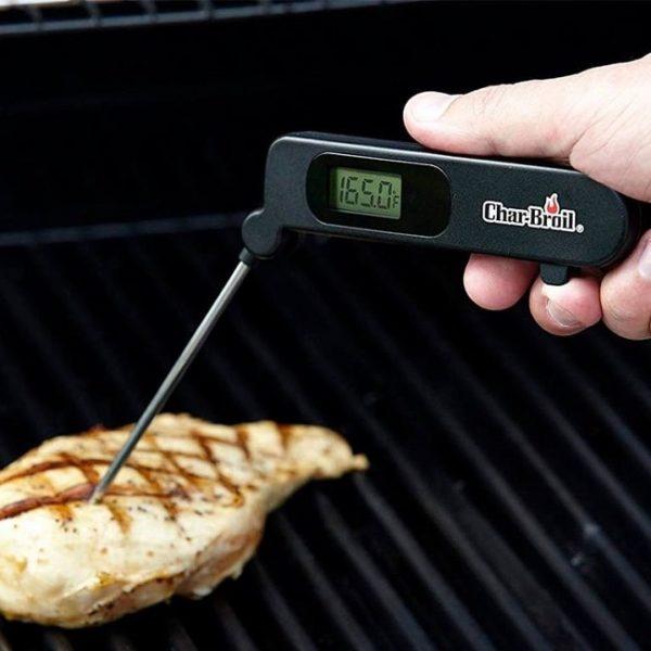 Цифровой термометр для гриля Чар Броил