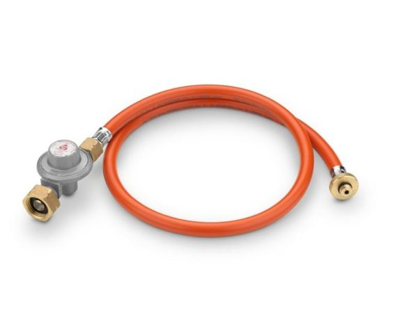 Газовый шланг с редуктором Веер 3 в 1