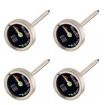 Компактный термометр для гриля Чар Броил (4 шт в наборе