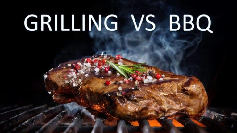 Гриль vs барбекю – в чем разница?