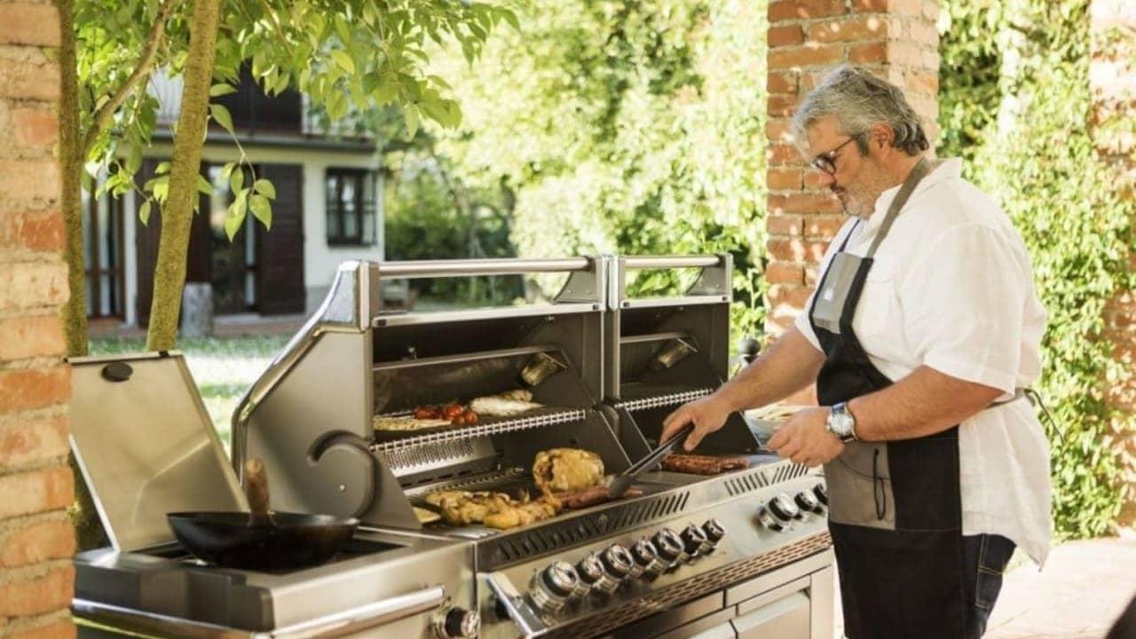 Как выбрать газовый гриль: 10 советов для подбора барбекю