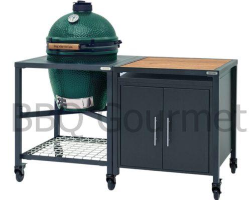 Модульная гриль-кухня BGE-1 с грилем Big Green Egg Large