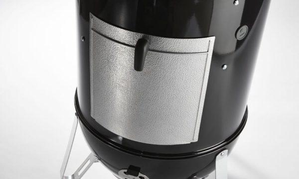 Угольный гриль-коптильня Вебер Smokey Mountain Cooker 57 см черный