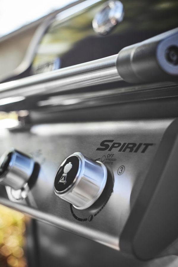 газовый гриль Weber Spirit E-325 GBS горелки