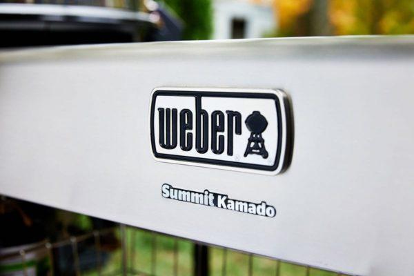 Угольный гриль Weber Саммит Kamado S6 Grill Center, 61 см