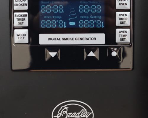 Цифровая панель управления коптильни Bradley Digital Smoker