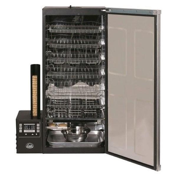 Электрическая коптильня Bradley Digital Smoker (6 полок), 3