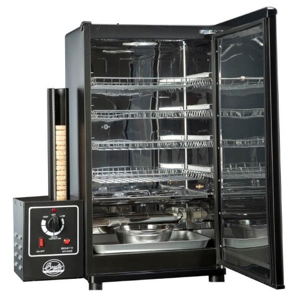 Электрическая коптильня Bradley Original Smoker (4 полки), 2