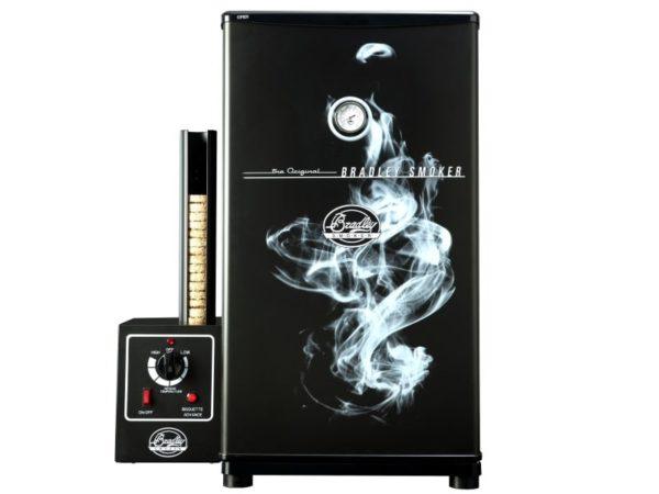 Электрическая коптильня Bradley Original Smoker (4 полки)