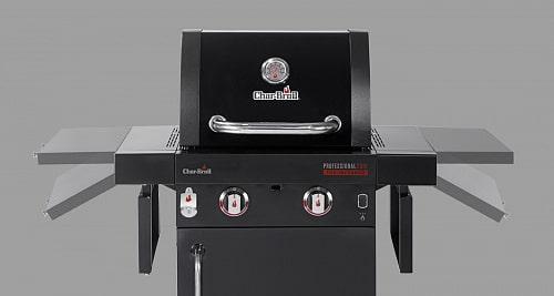 Газовый гриль Char-Broil Professional CORE складные столики