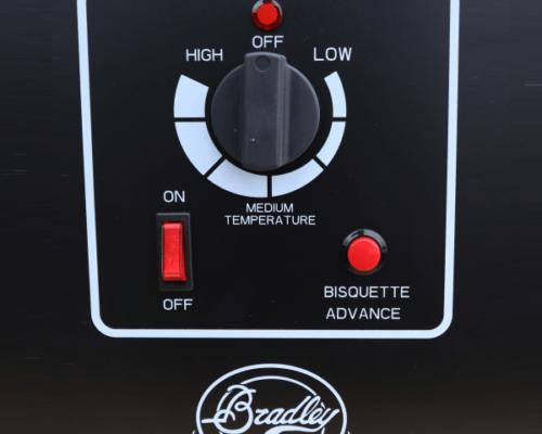 Механическая панель управления Bradley Original Smoker