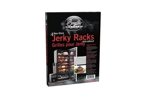 Набор антипригарных решеток Bradley Jerky Racks (4 шт.) 1
