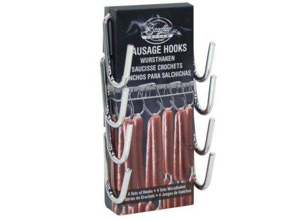 Набор крюков для коптилен Bradley Smoker (4х2 шт.)