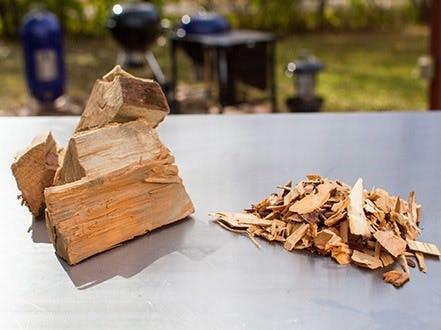 Щепа или дрова