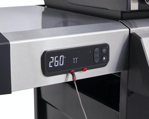 газовый гриль weber Genesis II EX-335 GBS Smart со встроенным термометром коннект