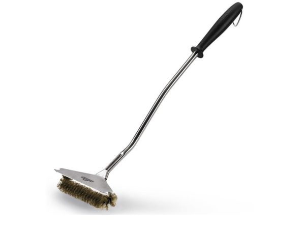 Щетка для чистки решеток гриля с латунным ворсом Napoleon