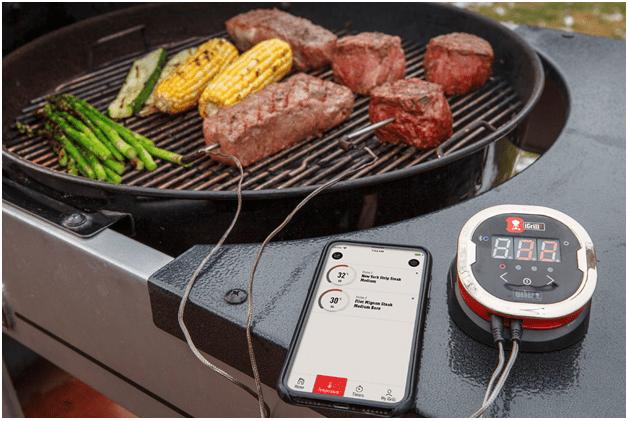 Термометр для гриля и барбекю